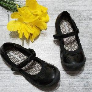 Hanna Andersson Maya black Mary Jane shoes